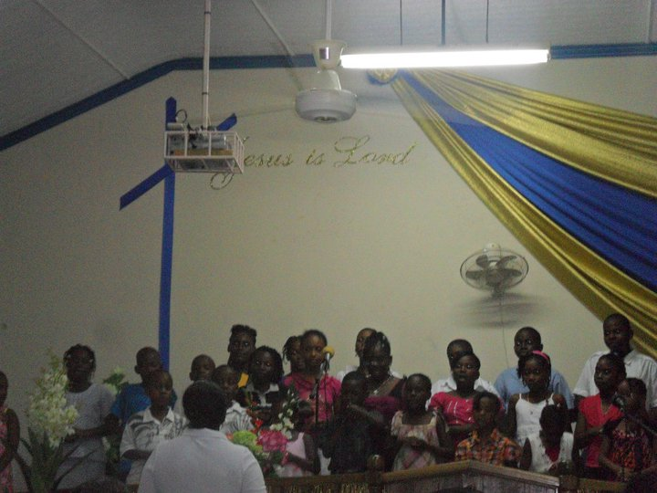 Calvary children Choir